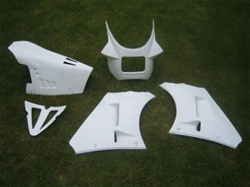 Suzuki RG500 Fairing Full Set New