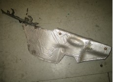 honda ns400r heat shield large